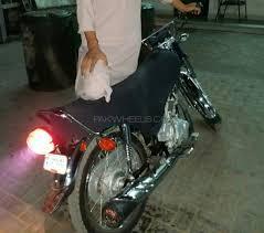 used honda cg 125 2017 bike for sale in karachi 189627 pakwheels