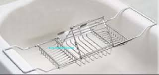 Clawfoot Bathtub Caddy Clawfoot Tub Shelf Basket