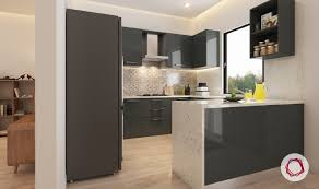 kitchen design grey 12 gorgeous grey kitchens for indian homes