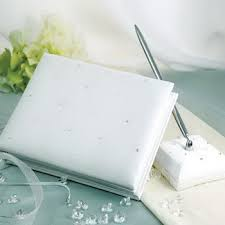 wedding guest book and pen set cheap wedding guest book ideas find wedding guest book ideas