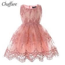 fancy frocks chaffare pink lace dress flower kids fancy frocks baby