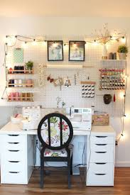 craft room layout designs best 25 art desk ideas on pinterest ikea study table ikea