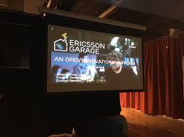 Technology Garage by Ericsson Garage