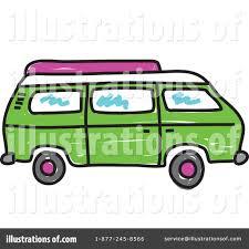 volkswagen bus clipart van clipart 224758 illustration by prawny