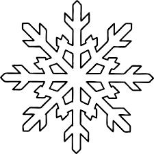 snowflake coloring pages coloringsuite com