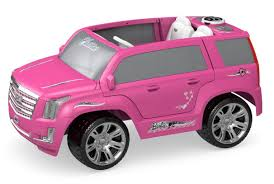 pink toy jeep barbie bikes u0026 ride ons power wheels u0026 more toys