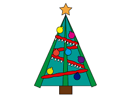3 ways to put deco mesh on a christmas tree wikihow