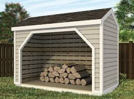 68 best wood shed images on pinterest sheds firewood storage