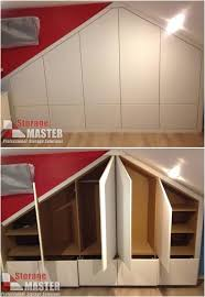 storage master professional understairs and attic storage solutions