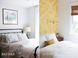 bedroom magazine before after boho glam master bedroom reveal jessica brigham