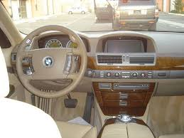 2002 bmw 745li interior luxury sports car site 2003 bmw 745li interior