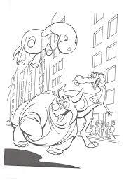 image we u0027re back coloring page 7 png dinosaur wiki fandom