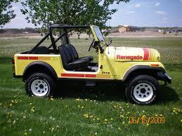 brown jeep cj7 renegade jkasprick 1979 jeep cj7 u0027s photo gallery at cardomain