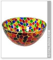 decorative glass bowls antique glass bowls designer glass bowls