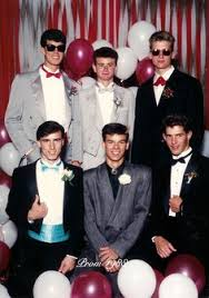 1980s prom you might not like today s prom dresses but were ours any better