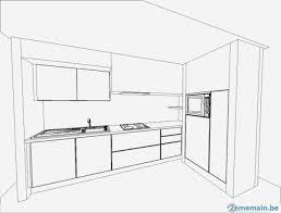 largeur plan de travail cuisine profondeur plan de travail cuisine awesome profondeur plan de