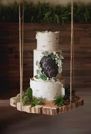 theme wedding cakes 36 rustic wedding cakes brides
