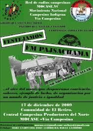 Radio La Estacion De Tacna 97 1 Fm Escuchar Boletin De Noticias De Movida Ambiental Noviembre 2009