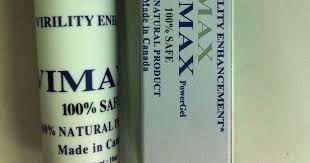 vimax power gel