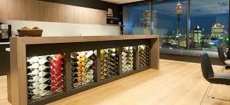 wine racks for custom cellars wine rack for bespoke kitchens