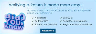 e filing home page income tax department government of india