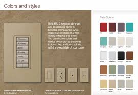 light switch color options styles and colors gecko home integrations gecko hi