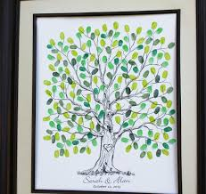 tree guest book wedding tree guest book alternative wedding tree guestbook poster