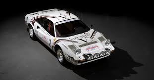 rally ferrari sold 1976 ferrari 308 gtb michelotto group b girardo u0026 co