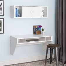 floating desk design how to hang a floating desk goedeker s home life