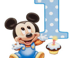 baby mickey 1st birthday baby mickey mouse 1st birthday clip clipart panda free