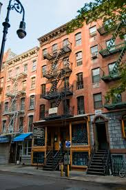 what side does a st go on the rent is due a history of rent at 97 orchard street notes