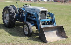 ford 4000 tractor item f7631 sold may 5 government auct