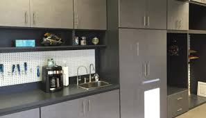 Inexpensive Garage Cabinets Garage Cabinets U0026 Organization In Gilbert Closet Organizers