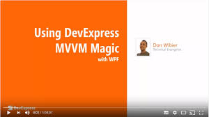 delphi mvvm tutorial webinar using devexpress mvvm magic with wpf don wibier s blog