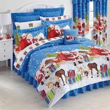 Jack Skellington Comforter Set Christmas Bedding Set