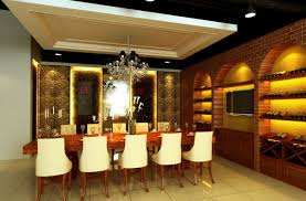 Interior Wall Designs With Stones by Restaurants Wall Designs Interior Brick Walls Design Stone And