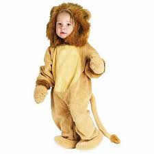lion costume cuddly lion toddler costume size 3t 4t walmart