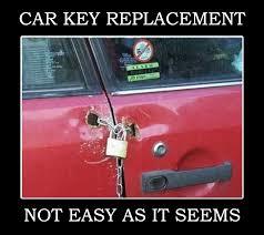 Car Keys Meme - car key replacement meme