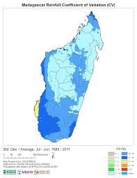 Madagascar Map Products Early Warning And Environmental Monitoring Program