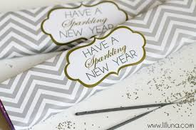 new years party box a sparkling new year printable paper crush