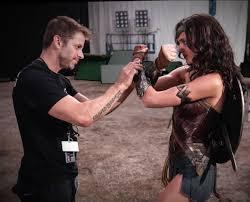imágenes wonder woman batman v superman nuevas imágenes de wonder woman y lex luthor