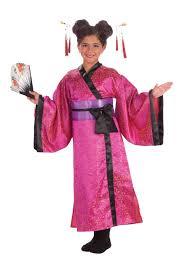 Ebay Halloween Costume Geisha Japanese Dress Kids Girls Halloween Costume Ebay
