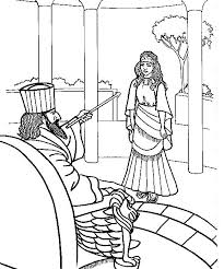 good queen esther coloring pages 23 seasonal colouring pages