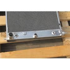 for ford au falcon xr6 xr8 6cyl v8 aluminum radiator 2 row at mt