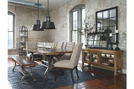 Appealing Ashley Furniture Dining Table And Chairs  About - Dining room tables sets