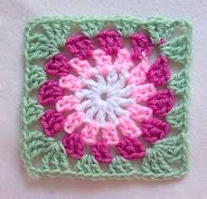 free pattern granny square afghan crochet round granny square free pattern granny square afghans