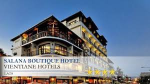 Alms 24 Hour Help Desk by Salana Boutique Hotel Vientiane Hotels Laos Youtube