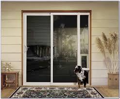 Vinyl Patio Pet Door Patio Pet Door For Sliding Glass In Doors Reviews Ready