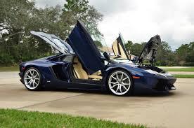 New Lamborghini Aventador - 2013 lamborghini aventador lp700 roadster new car prep full paint
