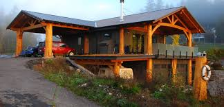 A Frame House Plans With Basement Hybrid Timber Frame House Plans Arts
